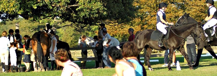 Hall Place Equestrian Centre